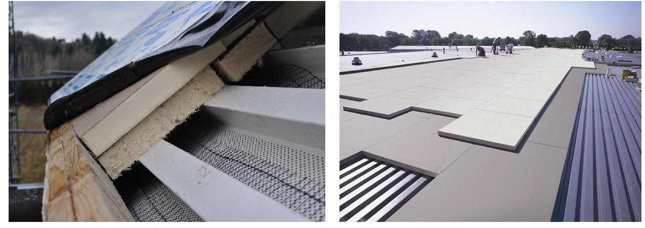 thermal Insulation in Roofs